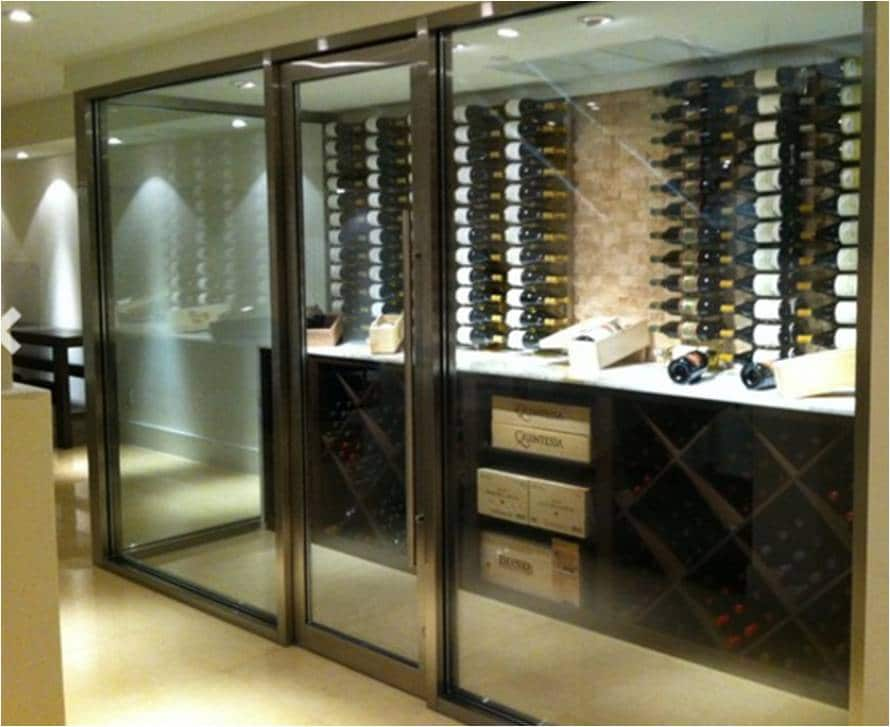 Display Your Wine Collection in a Safe and Elegant Home Cellar Built by an Expert in Miami - Custom Wine Cellars Miami & Display Your Wine Collection in a Safe and Elegant Home Cellar Built ...
