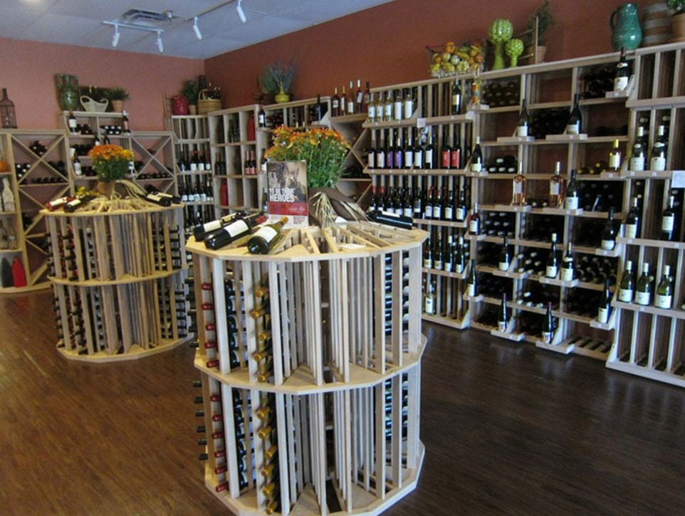 Commercial Wine Racks Slidell