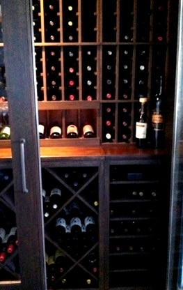 Home Wine Cellar Design Miami Florida