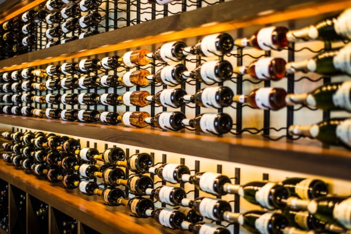 Generate Sales By Displaying Your Wines In A Stunning
