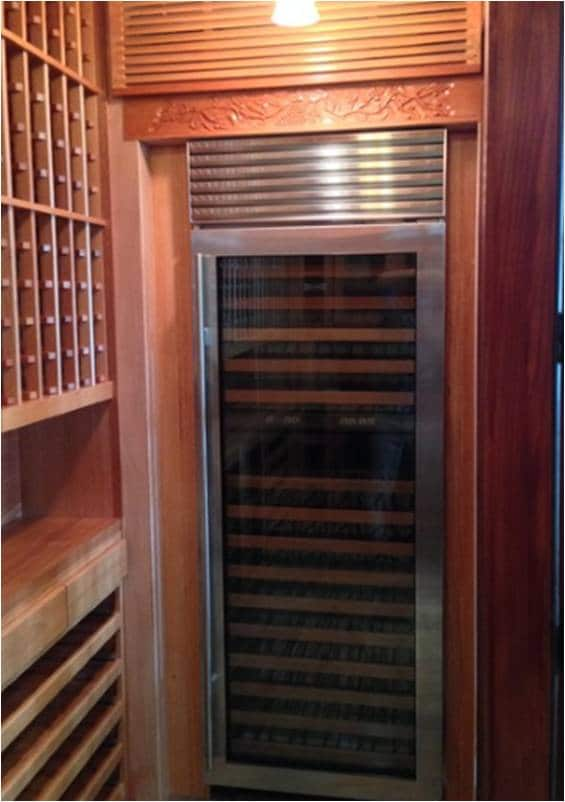 Miami Wine Cellar Cooling Unit Installation Residential Home & Correct Wine Cellar Cooling Unit Installation in Miami Residential ...